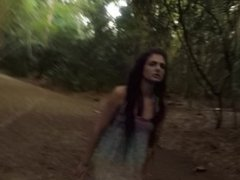 PUBLIC AT PARK SQUIRT ANAL TOO RISKY! Dread Hot