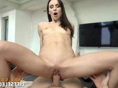 Fuck session with my daughter's lady principal