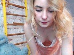 Puffy Nipple webcam 45