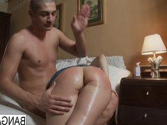 Young blonde babe gets the ass fuck of a lifetime