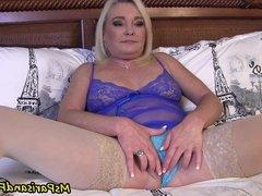 Ms Paris Loves to Masturbate in ALL Her New Panties