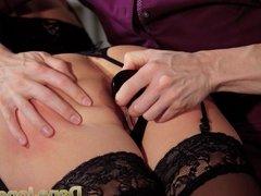 Dane Jones Naughty spanking and ass stretching butt plug