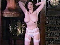 LOVE TO LOVE YOU - vintage British huge tits striptease