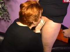 LETSDOEIT - Chubby German Milf Fucked Hard By Her Brother In Law