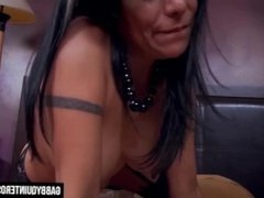 Horny Big Tit Gabby Quinteros Loves it When You Film Her Fuck!