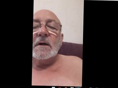 Masturbation on Webcam Again.