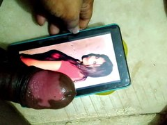 Nasty Precum and Cum Tribute To Sexy Bengali Slut Arunima