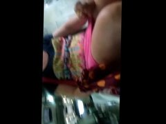 Upie woman in bus 1