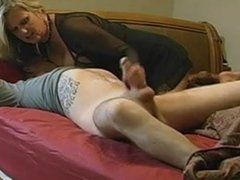 Big Tits Wife Handjob And Dick Ride