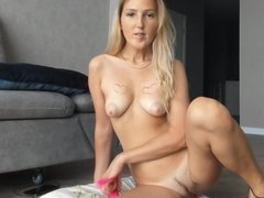 Ameli XS Tampon And Lovense Insertion