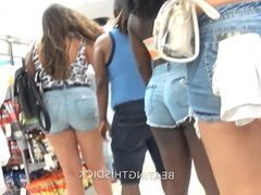 CHOCOLATE CUTIES WITH BOOTY!!! PRIDE FEST 2019
