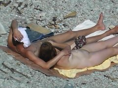 Beach - just having sex at the beach 16