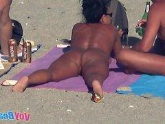Nudist Beach Voyeur Amateur Females Video