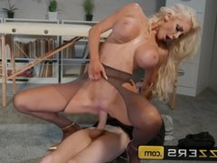 Dirty Masseur - Nicolette Shea Danny D - Massaged On The Job
