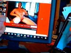 masturbating with a bator friend on video
