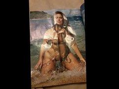 Ashley Graham - Cum Tribute