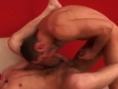 Twink Gets His Ass Pounded Bareback by Older Hunk
