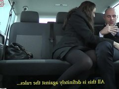 VIP SEX VAULT - Czech Babe Yenna Gets Hard Fucked In Traffic