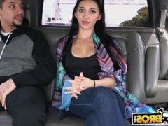 BANGBROS - Crystal Rae Getting Her Big Ass Fucked On The Bang Bus