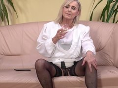 Grannies and moms get anal and vaginal sex