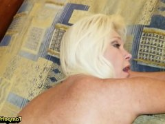 Horny Housewife Loves to Get Fucked on Video