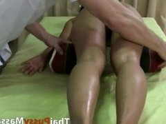 Slippery Thai pussy massage