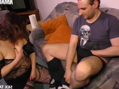AmateurEuro -Hot Juicy Grey Does Some Kinky Stuffs On Camera