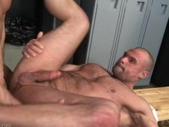 ExtraBigDicks - Pounding Ass In The Locker Room