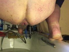 Gape anal session Saturday in bath - 3 of 9