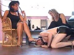 foot slave humiliated