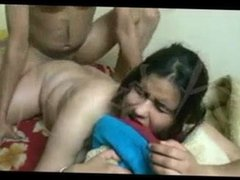 Desi wife fuck at home