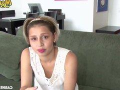 MAMACITAZ - Cute Teen Latina Siarilin Martinez Doe It On Cam