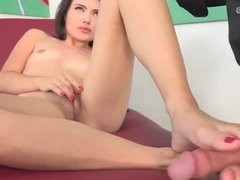 Foot Fetish Fetish Old and Young Amateur