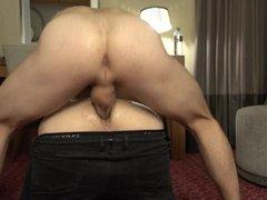 Mr BigHOLE Big Ass Gay Escort Fucked in Hotel Room Again